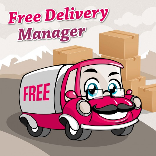 Free delivery manager
