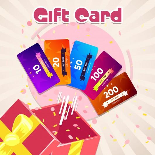 Gift Card - Advanced...